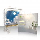 Banner Displays Roll Up Banner Easy Truss Display
